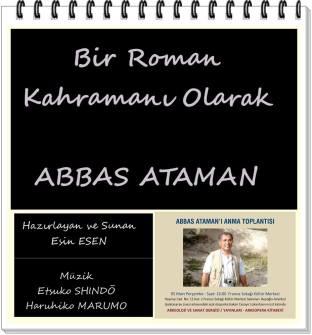 Bir roman kahramanı olarak Abbas Ataman